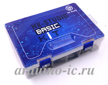 """Набор STARTER KIT c Arduino UNO R3 """"Learning Suite"""""""
